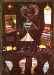 paul klee puppet theater paintings