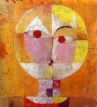 paul klee senecio painting