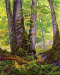 paul ranson three beeches painting