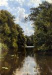 peder mork monsted a summer s day paintings