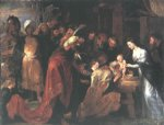 peter paul rubens adoration of the magi 2 painting