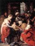 peter paul rubens adoration of the magi painting