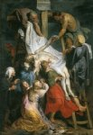 descent from the cross 2 by peter paul rubens prints