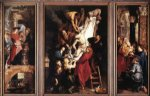 descent from the cross by peter paul rubens prints