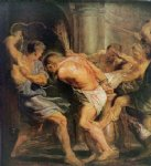 flagellation of christ 2 by peter paul rubens painting