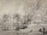 peter paul rubens landscape with a trees painting 26828