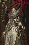 marchesa brigida spinola doria by peter paul rubens painting