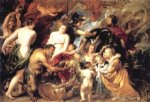 peter paul rubens peace and war painting-26873