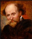 portrait paintings - self portrait 4 by peter paul rubens