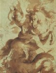 peter paul rubens st. george slaying the dragon painting