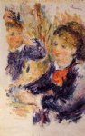 pierre auguste renoir at the milliner s study painting