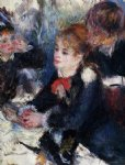 pierre auguste renoir at the milliner s painting