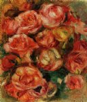 pierre auguste renoir bouquet of flowers iii painting 26018