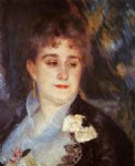 pierre auguste renoir first portrait of madame georges charpeitier painting 26142