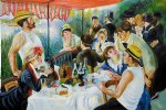 pierre auguste renoir luncheon of the boating party iv paintings