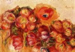 pierre auguste renoir study of flowers painting 26288