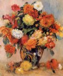 pierre auguste renoir vase of flowers iii painting 26471