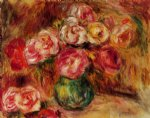 pierre auguste renoir vase of flowers iv painting 26472