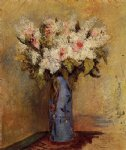 pierre auguste renoir vase of lilacs and roses painting 26475