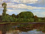 piet mondrian geinrust farm with isolated tree painting-25920