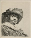 rembrandt van rijn a portrait of a man with a broad painting 25502
