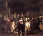 rembrandt night watch painting