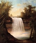robert scott duncanson the falls of minehaha prints