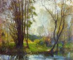 robert vonnoh tender days paintings-25382