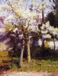 robert vonnoh trees at gertz paintings-25386
