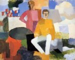 the fourteenth of july by roger de la fresnaye painting