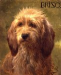 dog oil paintings - brizo a shepherd s dog by rosa bonheur