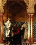 rudolf ernst paintings - der weise by rudolf ernst