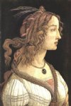 sandro botticelli portrait of a young woman iii painting 25240