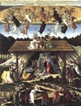 sandro botticelli the mystical nativity paintings