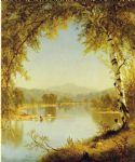 summer idyll by sanford robinson gifford painting