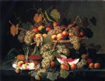 severin roesen still life with fruit viii painting-25168