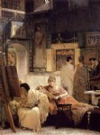 sir lawrence alma tadema art - a picture gallery by sir lawrence alma tadema