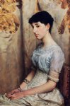 miss alice lewis by sir lawrence alma tadema painting