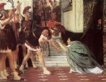sir lawrence alma tadema proclaiming claudius emperor prints