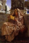 sir lawrence alma tadema prose painting