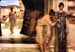 sir lawrence alma tadema the frigidarium art