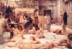 sir lawrence alma tadema the women of amphissa art