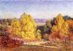 theodore clement steele the poplars painting