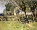 willows by theodore robinson painting