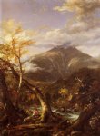 thomas cole indian pass paintings