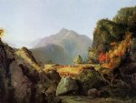 thomas cole landscape scene from the last of the mohicans painting 24720