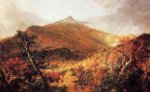 schroon mountain adirondacks essex county new york after a storm by thomas cole painting