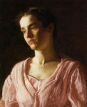 thomas eakins portrait of maud cook painting 24638