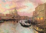 thomas kinkade venice art