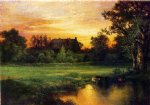 thomas moran easthampton paintings
